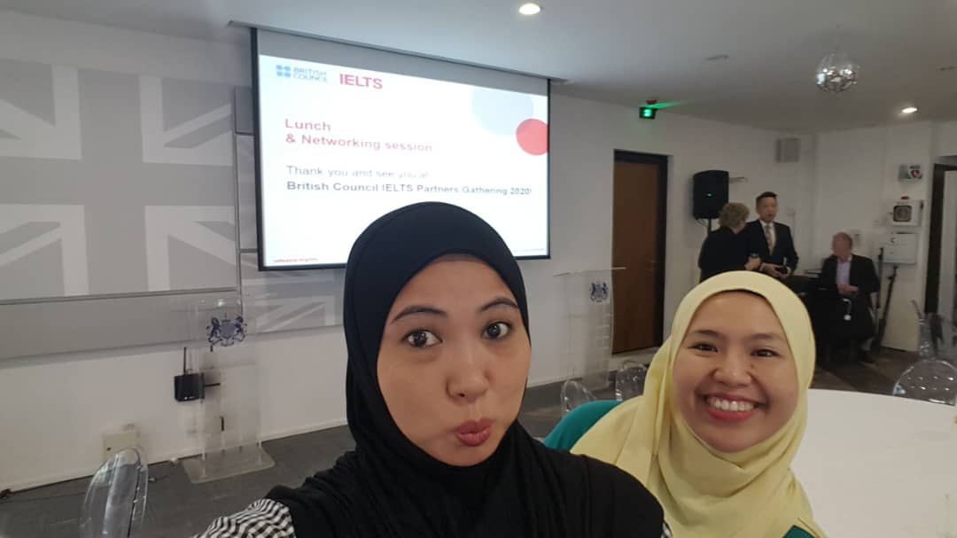 IELTS – Lunch & Networking Session 2019